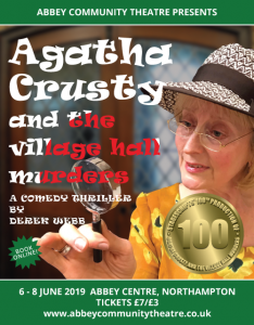 Agatha Crusty and the Village Hall Murders